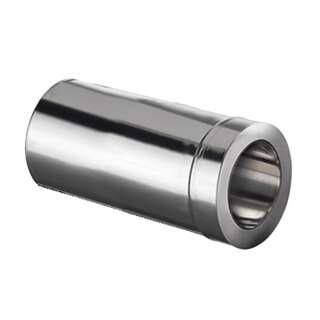 /Ø 180 mm Schiedel ICS Doppelwandfutter kurz mit Ofenanschluss /Ø 130 mm