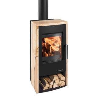 kaminofen haas sohn rubus easy woodstone prestige. Black Bedroom Furniture Sets. Home Design Ideas