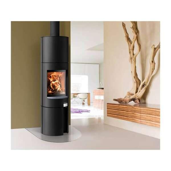kaminofen haas sohn ficus ii rlu grande 5 kw. Black Bedroom Furniture Sets. Home Design Ideas