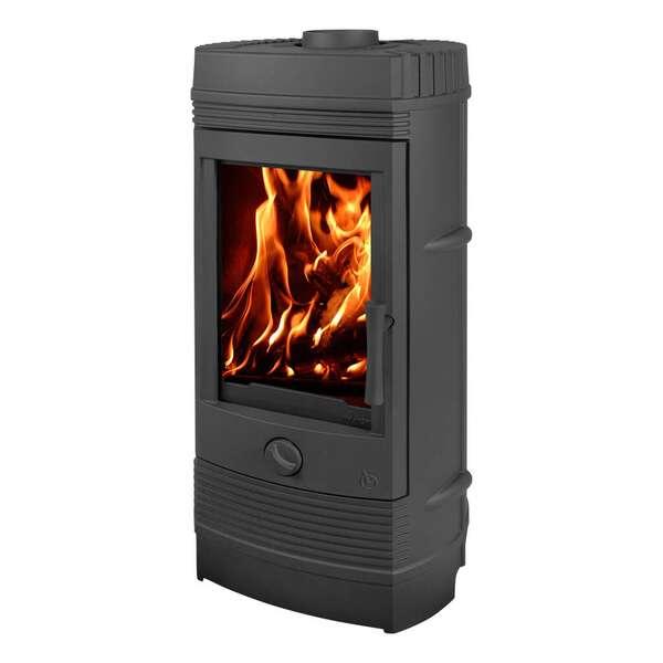 kaminofen invicta gomont mit 12 kw finden. Black Bedroom Furniture Sets. Home Design Ideas