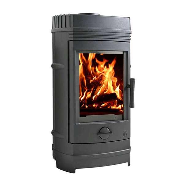 Bekannt Kaminofen Invicta Cassine mit 10 kW online | ofenseite.com QV47