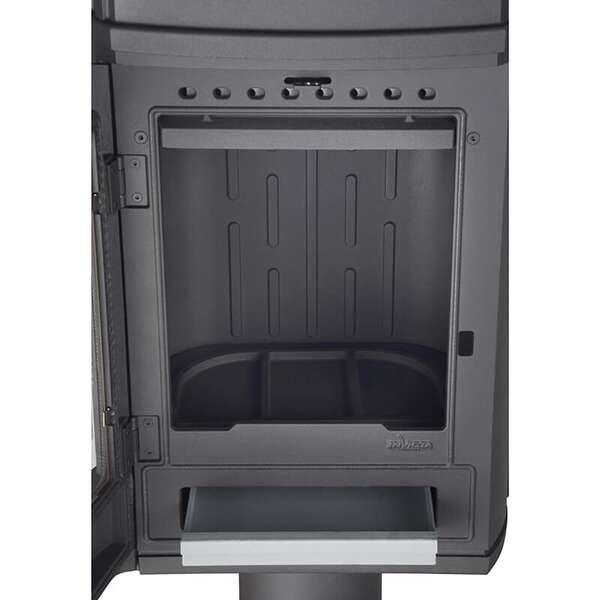 kaminofen invicta mesnil mit 8 kw kaufen. Black Bedroom Furniture Sets. Home Design Ideas
