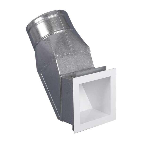 l ftungsrohr stutzen f r open air 6 ll. Black Bedroom Furniture Sets. Home Design Ideas