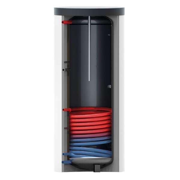 Warmwasserspeicher 400l + Wärmetauscher | ofenseite.com