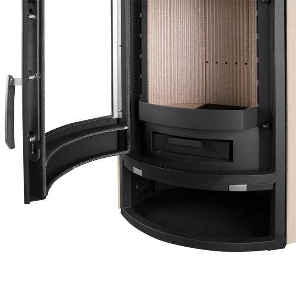 kaminofen arktis 6 sandstein bestellen. Black Bedroom Furniture Sets. Home Design Ideas