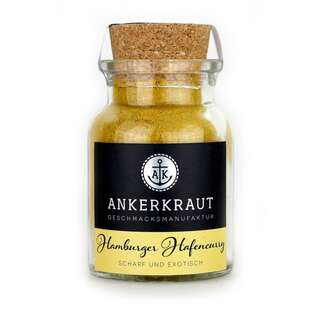 Ankerkraut Hamburger Hafencurry