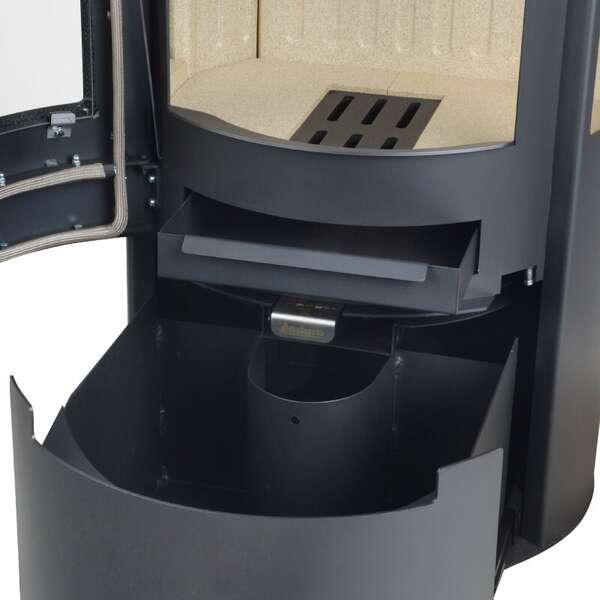 kaminofen aduro 9 air schwarz online finden. Black Bedroom Furniture Sets. Home Design Ideas