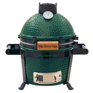 Big Green Egg Mini mit Carrier