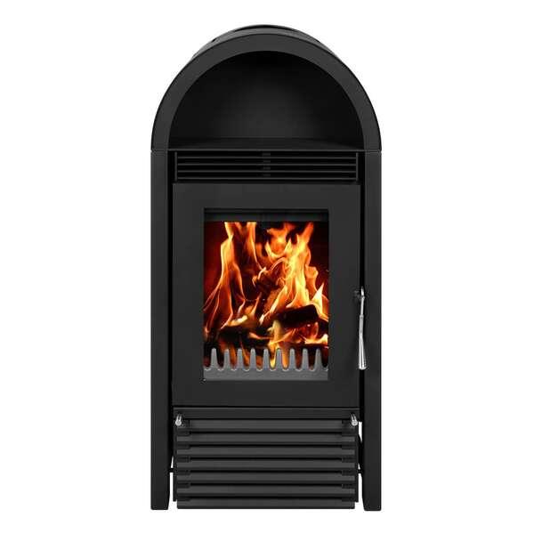 wasserf hrender kaminofen marbella 10 kw von euroteplo. Black Bedroom Furniture Sets. Home Design Ideas