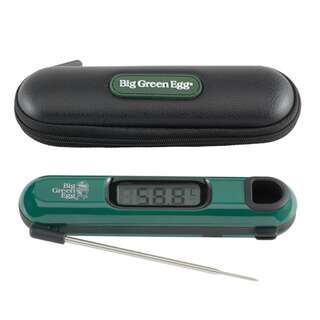 Instant Read Digital Thermometer Big Green Egg
